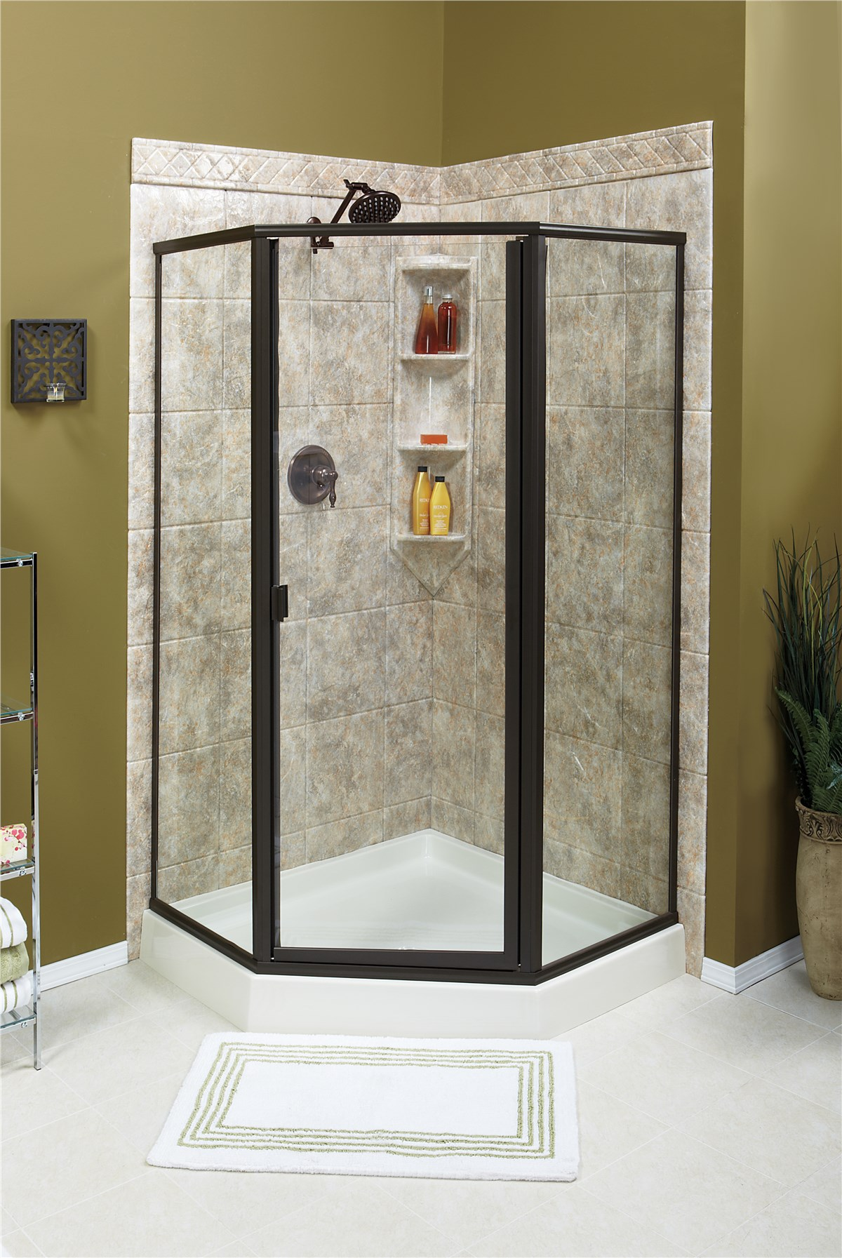 Luxury Bath Shower