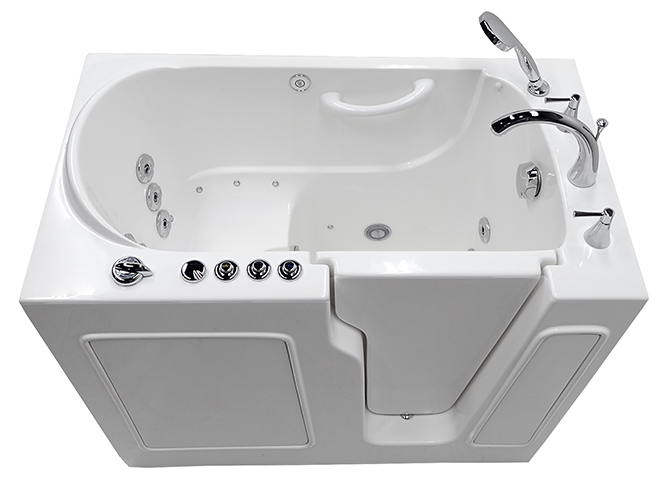 Medi-Spa Walkin Bathtub